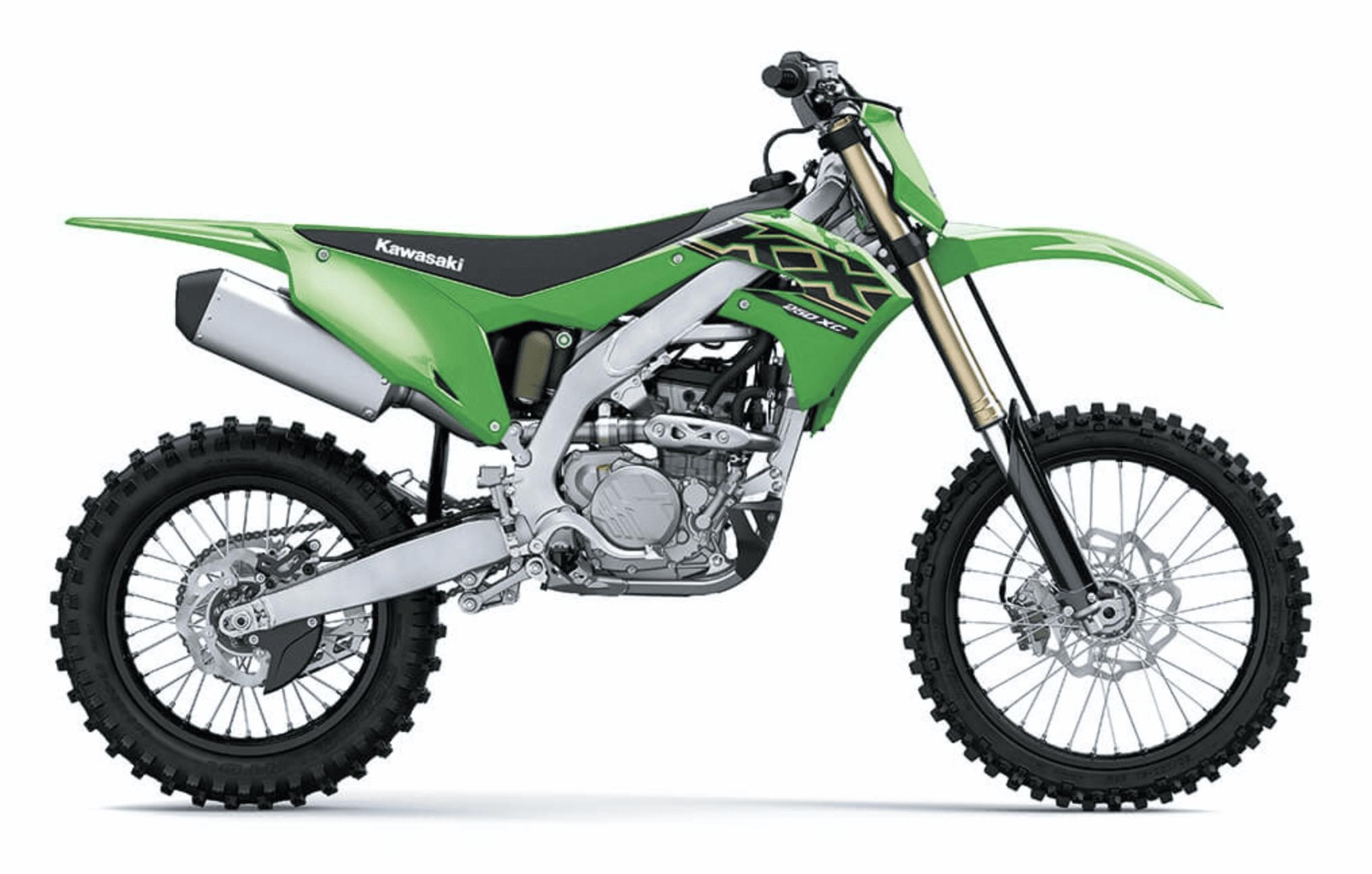 Kawasaki XC models