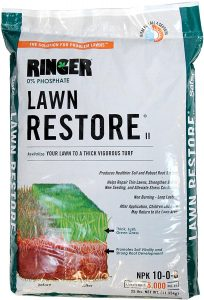 Safer Brand Ringer Lawn Restore Fertilizer