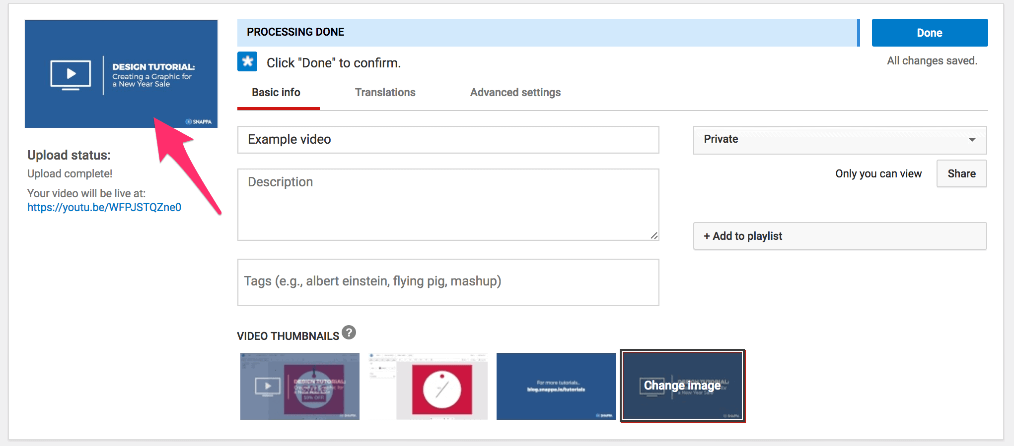 The Ideal YouTube Thumbnail Size & Best Practices