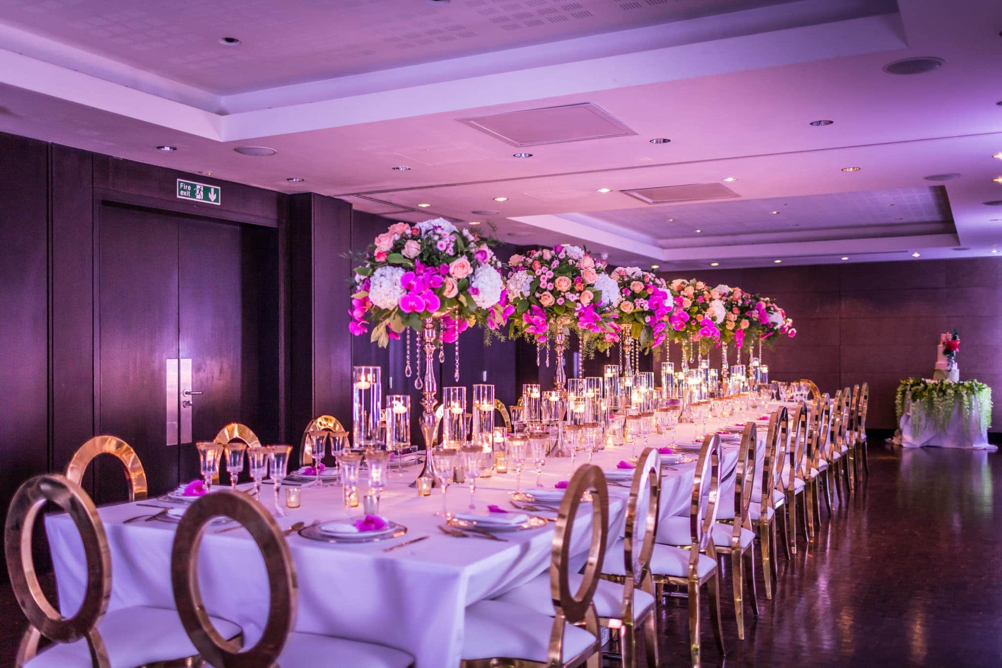3 South Place Hotel Lux Wedding