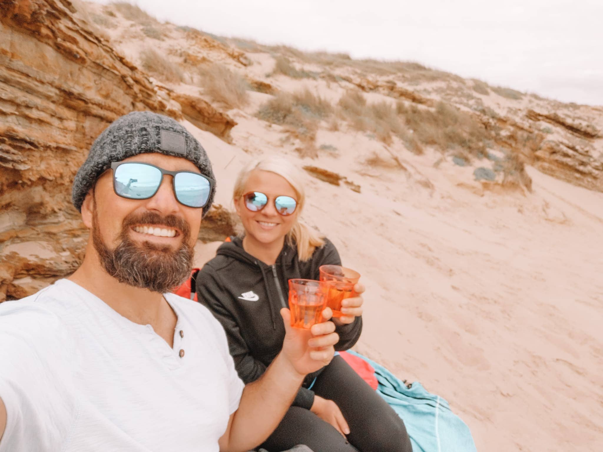 Steve and Sabina From Sunset Travellers