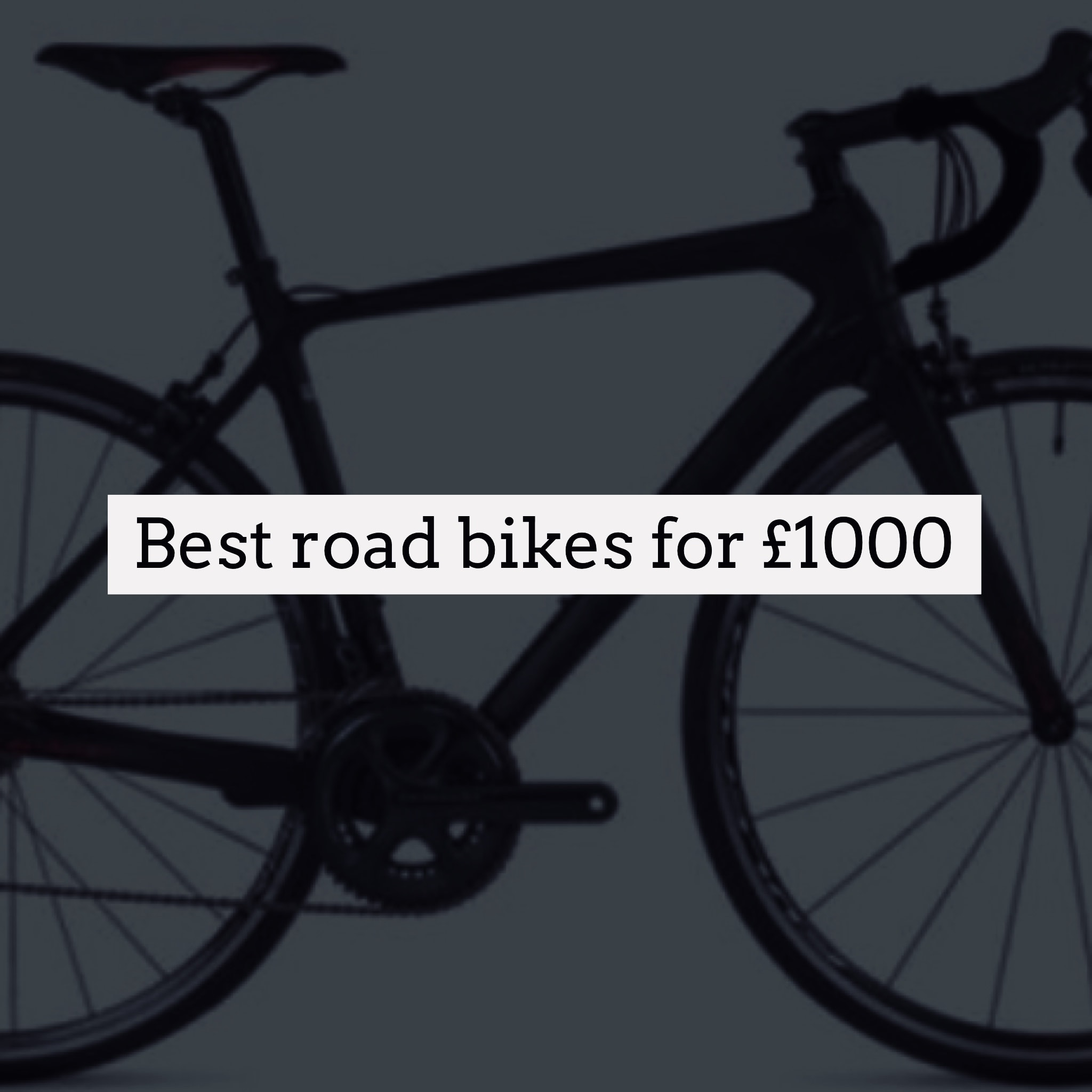 Road bikes for under 1000
