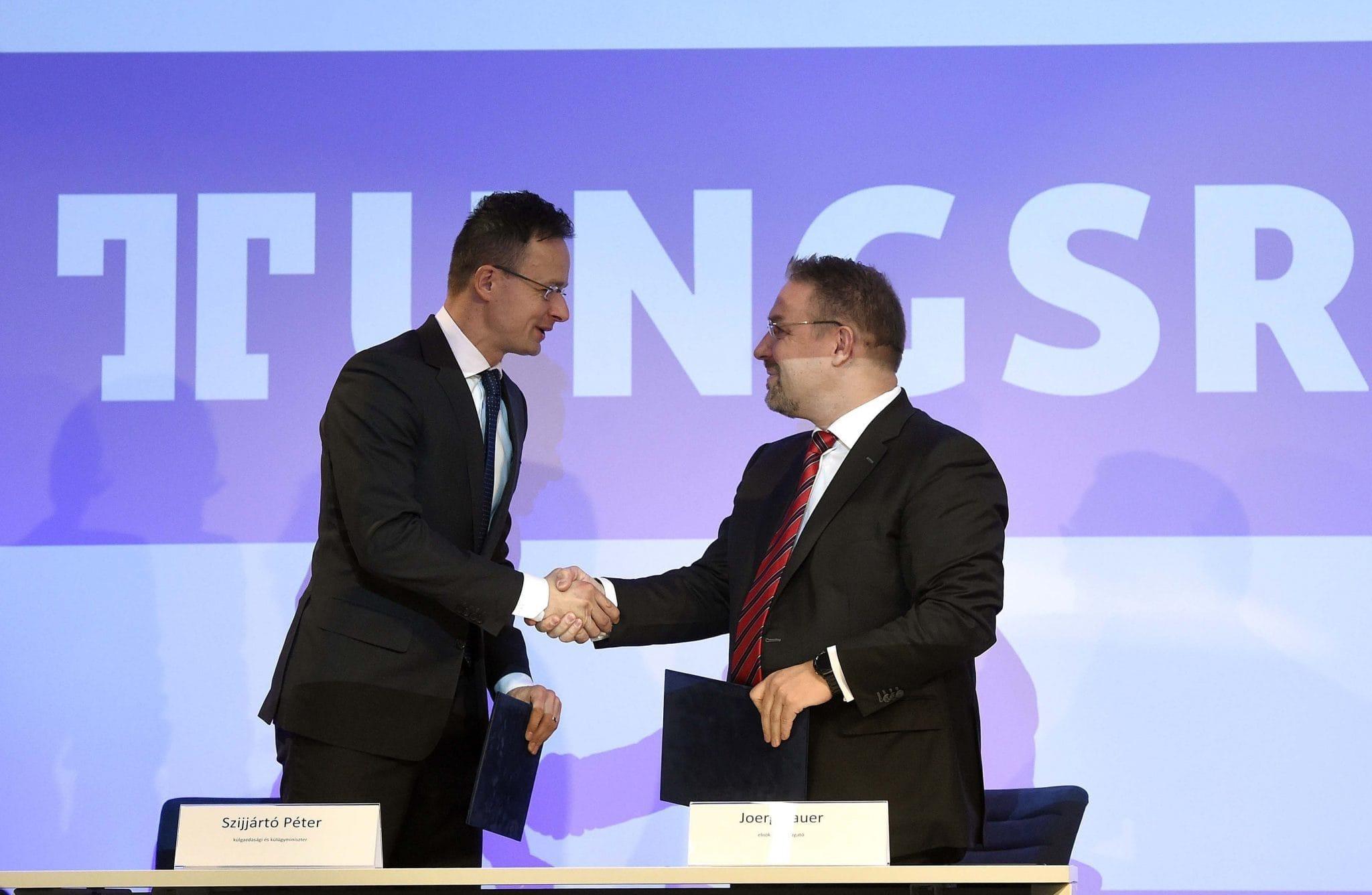 Tungsram partnership