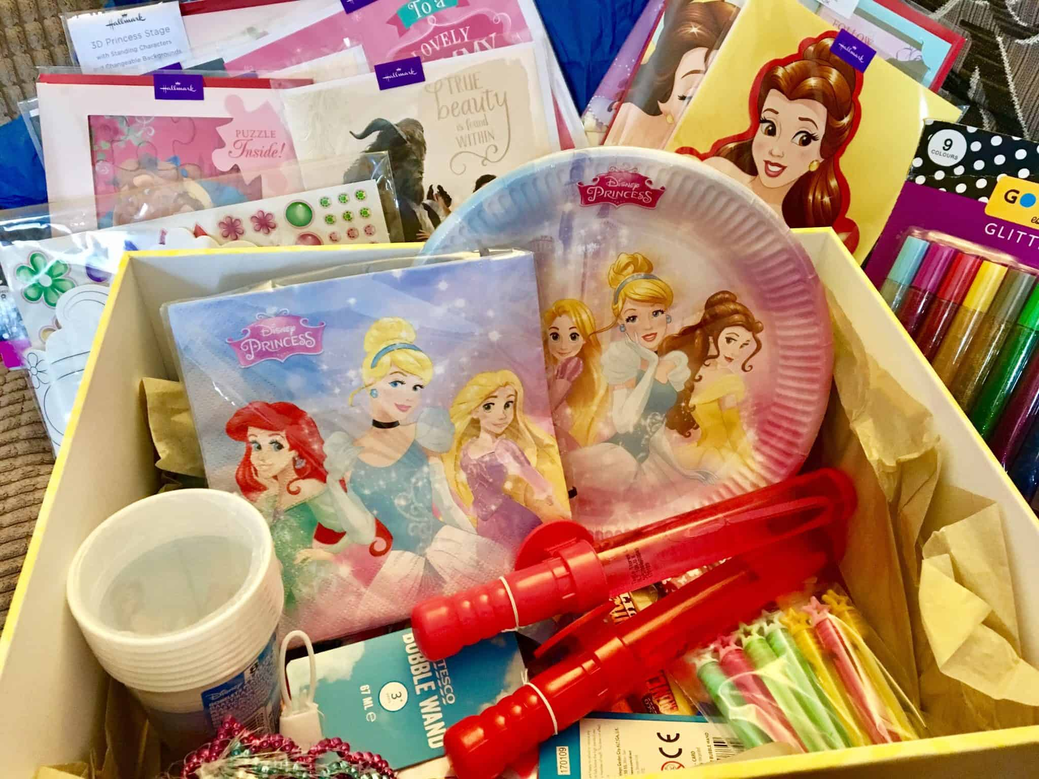 Princess tea party kit
