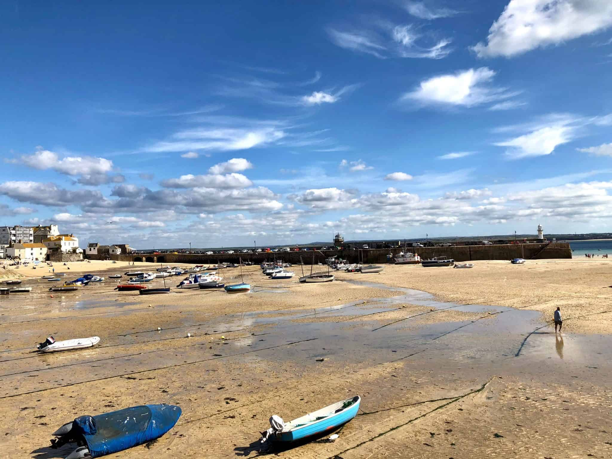 The Most Beautiful Beaches To Visit In Cornwall And Devon - St Ives