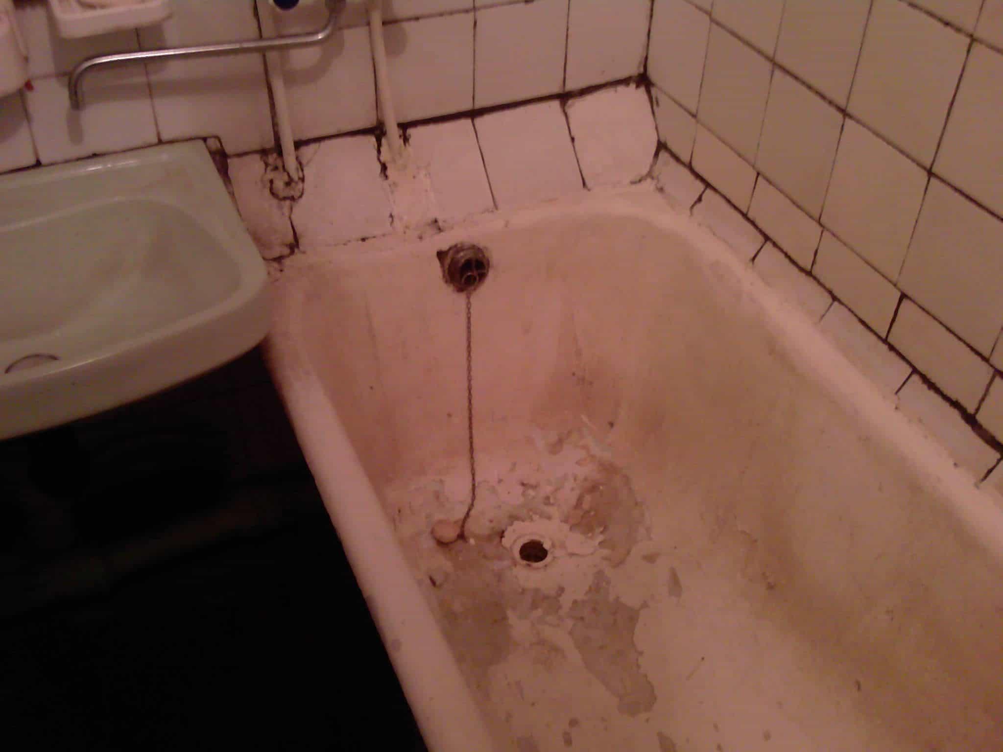 как обновить ванную без ремонта