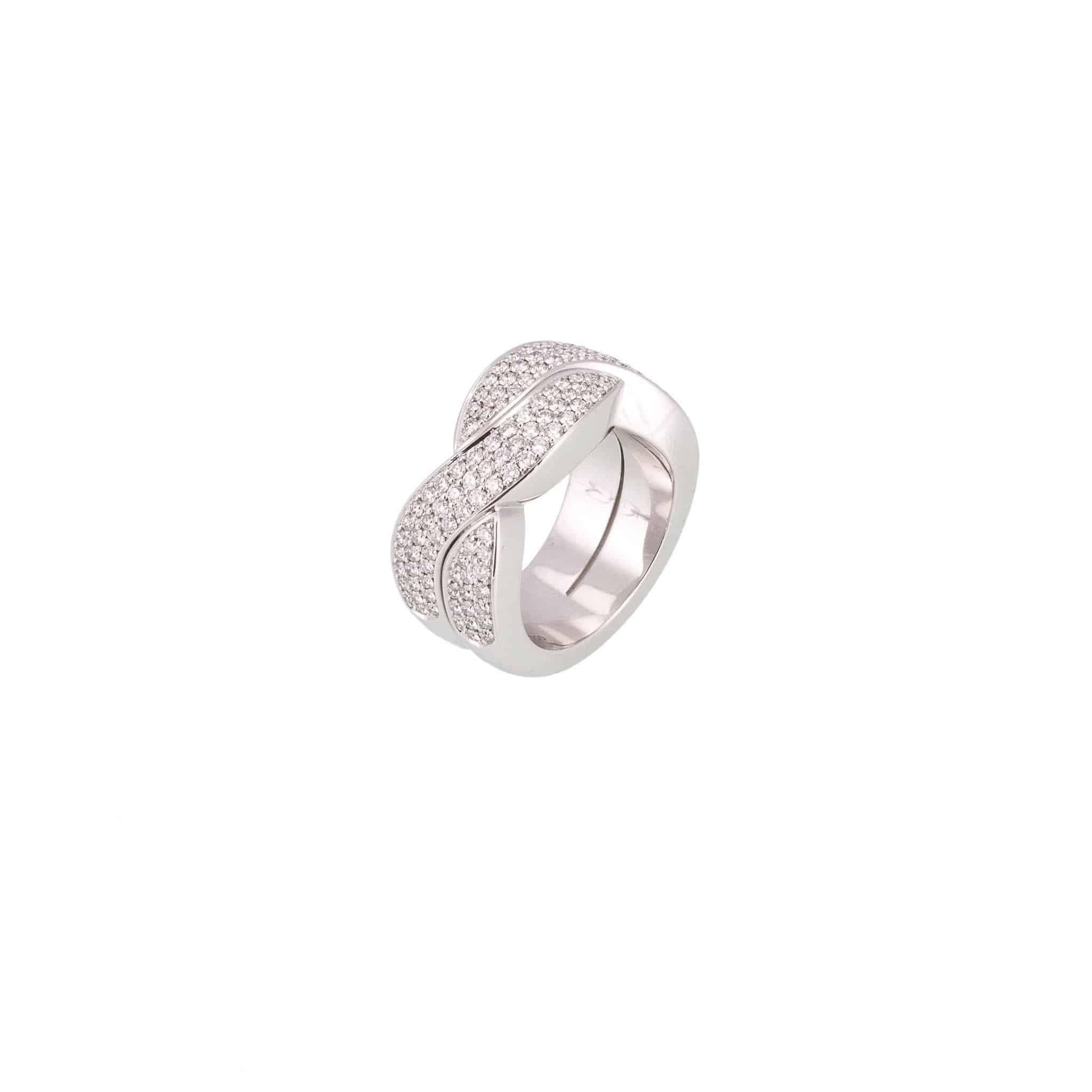 Goldschmiede Hofacker Ring Lovestory