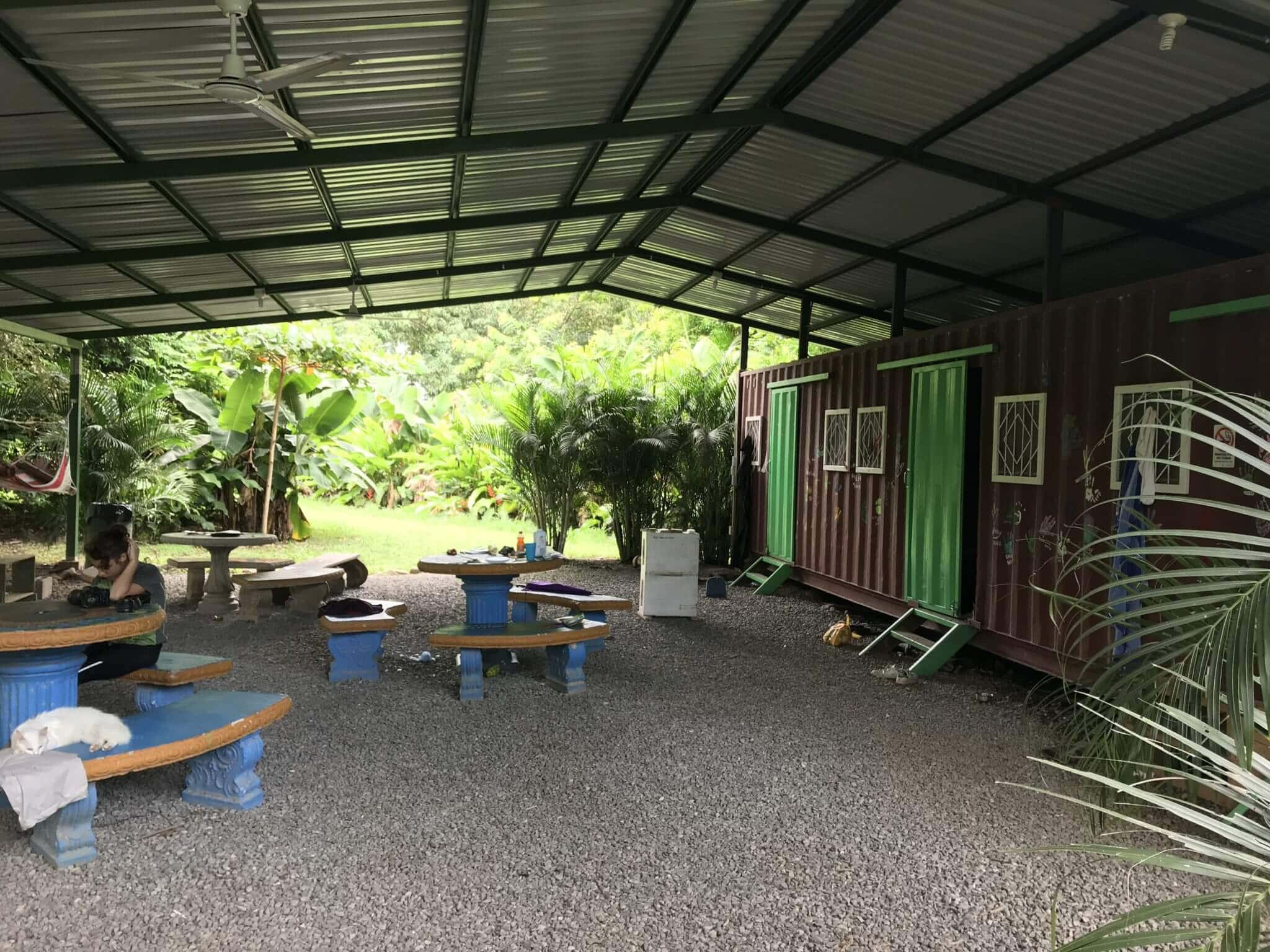 NATUWA volunteer facilities