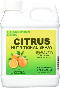 The Southern Ag Citrus Nutritional Spray