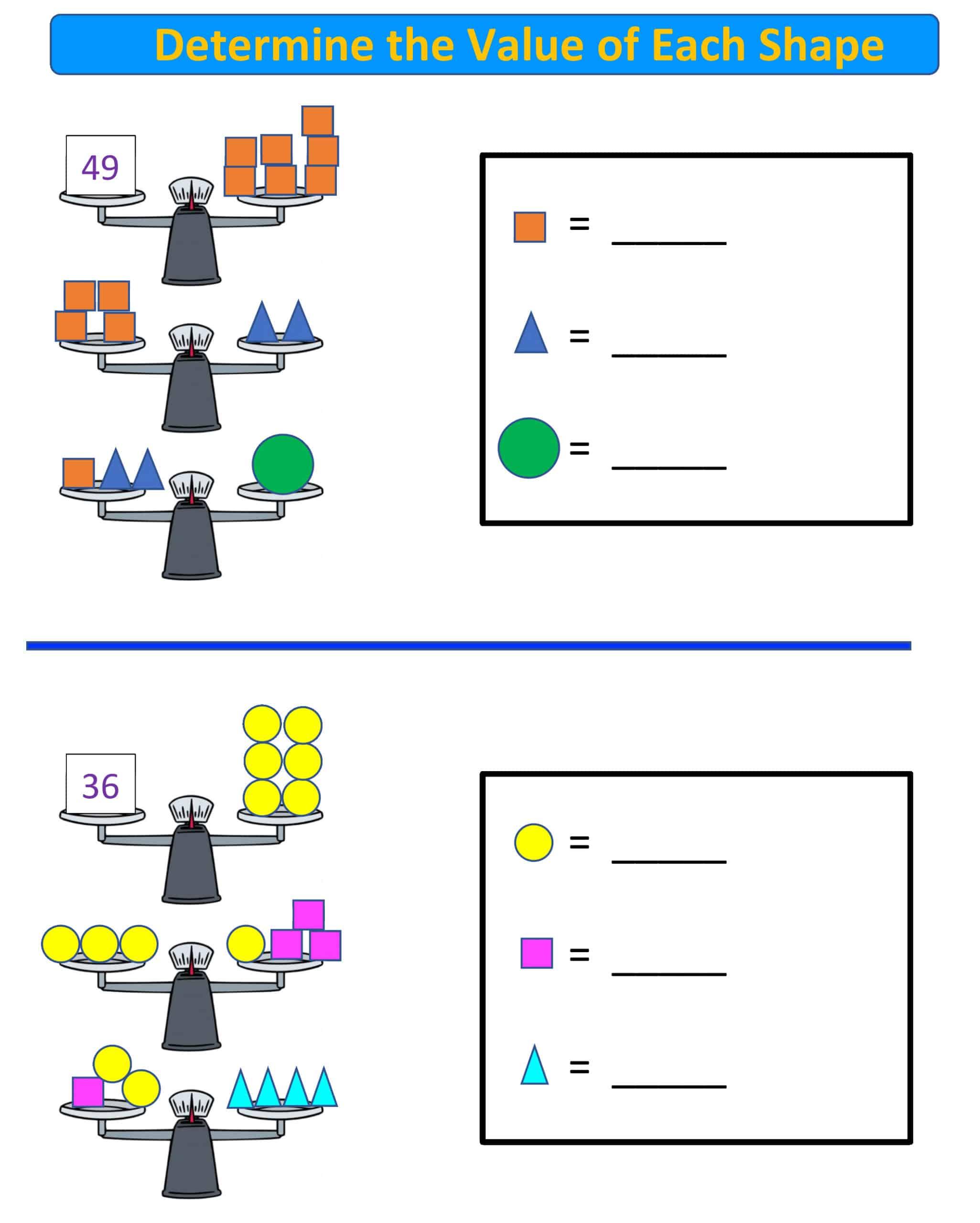 balance scale 3-8 grade.3