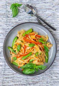 gluten-free noodle recipes