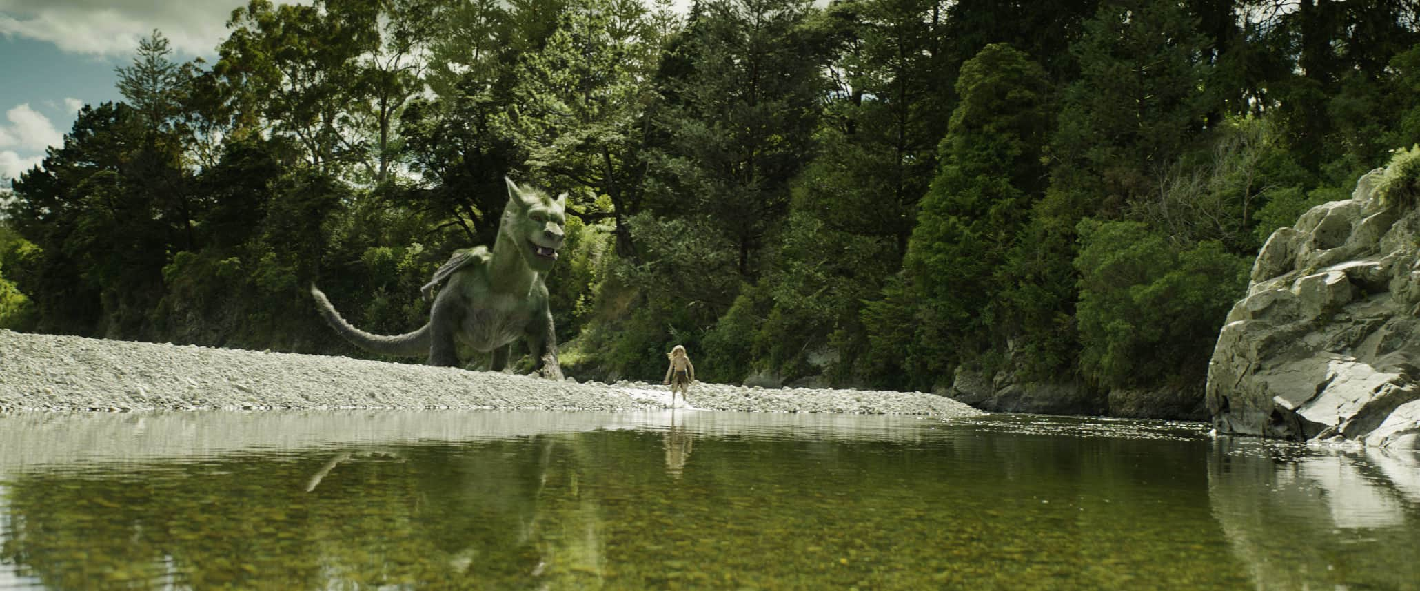 Check Out The New Pete's Dragon Trailer