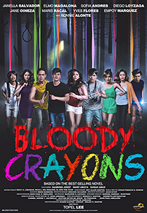 Review Film Bloody Crayons (2017)
