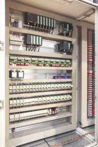 Automation Control Panel by Spike Electric