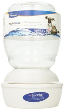 8. Petmate Replenish Pet Waterer