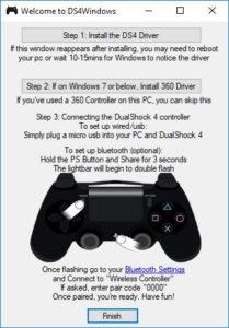 Как подключить геймпад PS4 к ПК