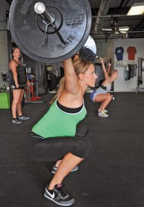 Pregnancy Weightlifting