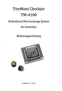 TireMoni TM-4100 Handbuch