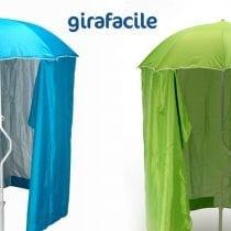 Top 5 ombrelloni con tenda: modelli, offerte. Guida all' acquisto