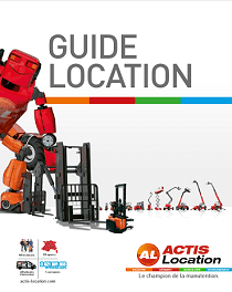 guide de location Actis Location