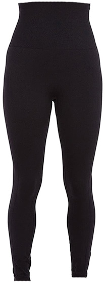 Homma thick tummy compression leggings | 40plusstyle.com
