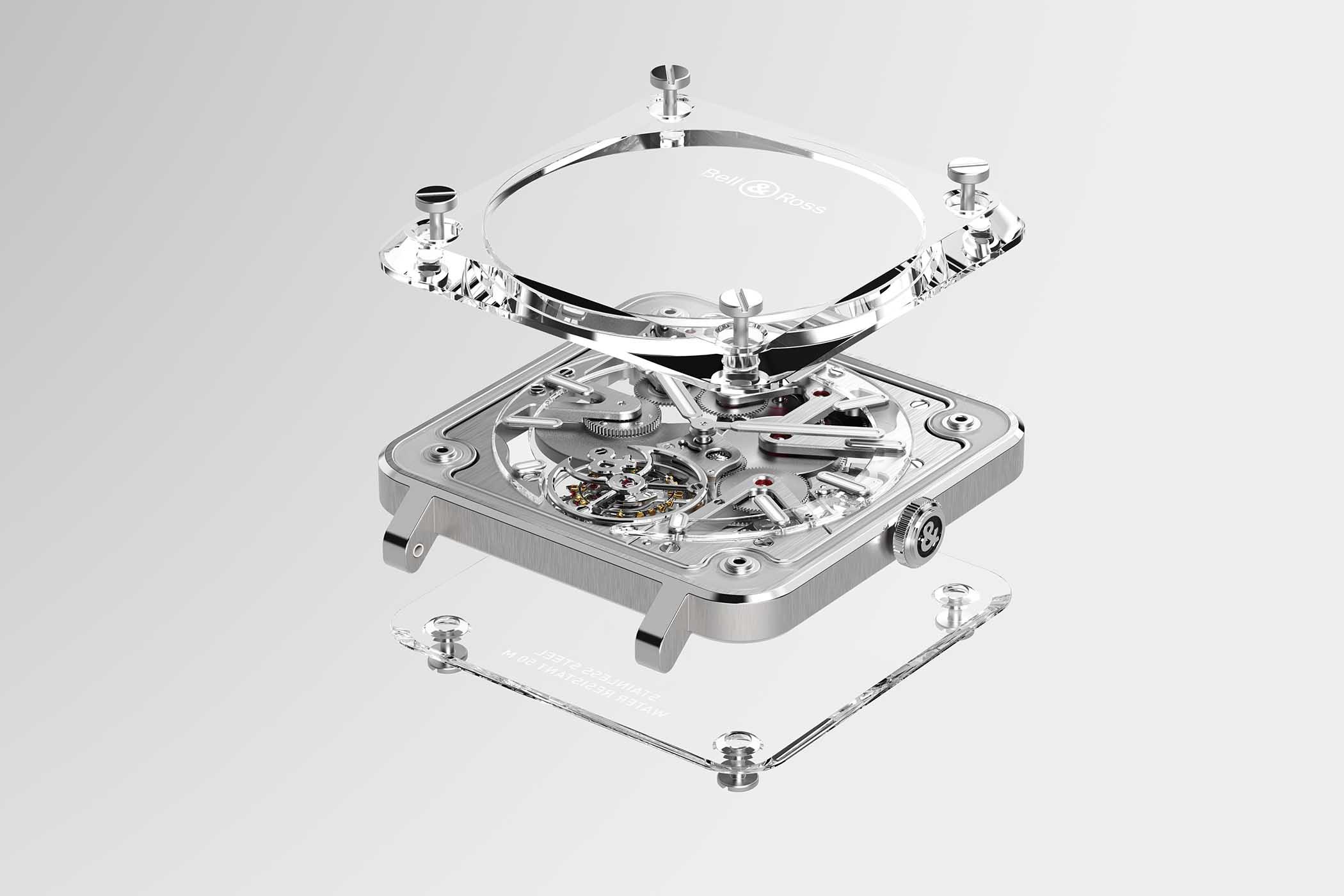 Bell & Ross BR-X2 Skeleton Tourbillon Micro-Rotor