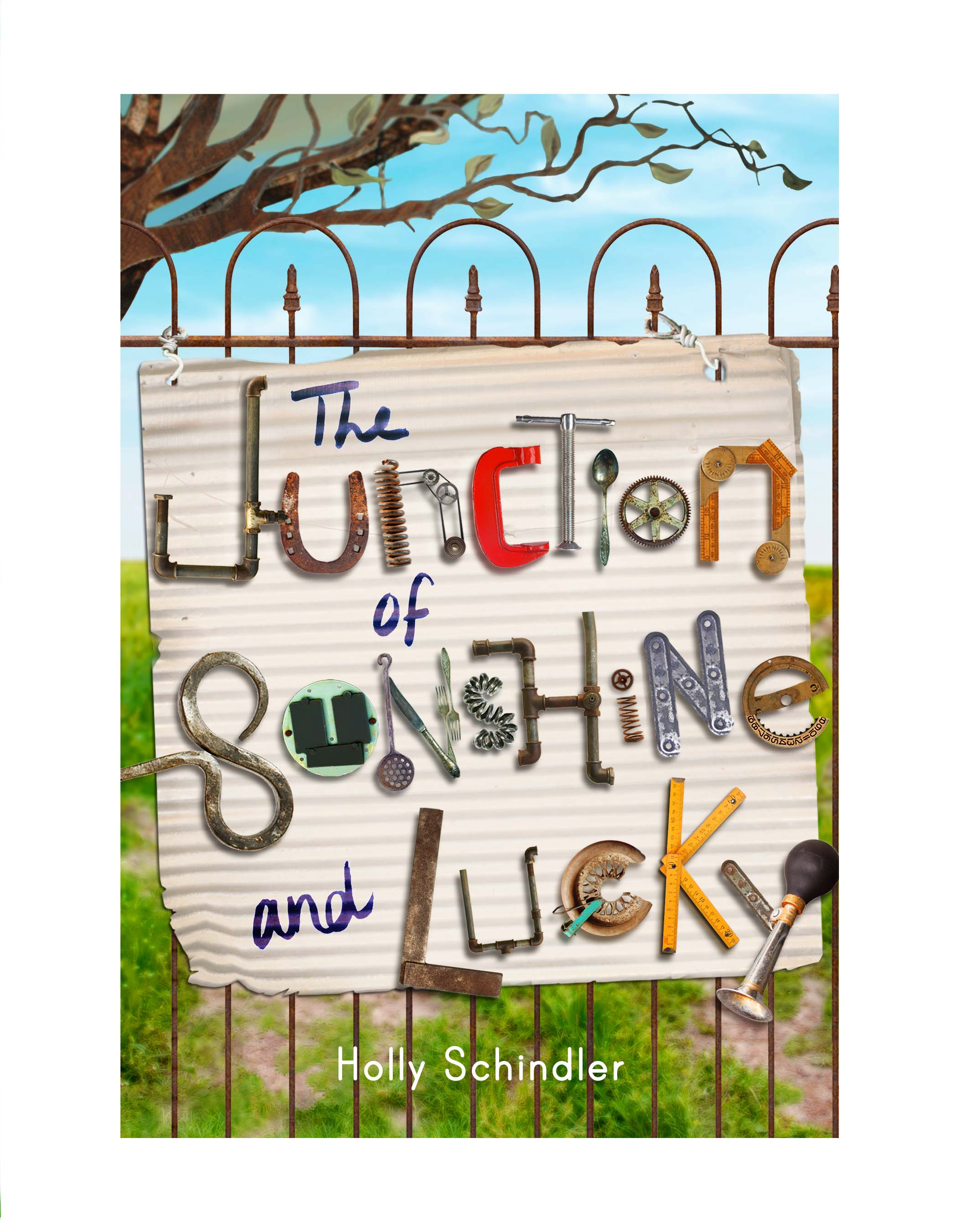 The-Junction-Of-Sunshine-And-Lucky