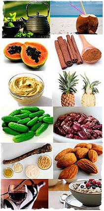 Продукты для сжигания жира