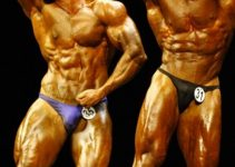 Bodybuilders HGH