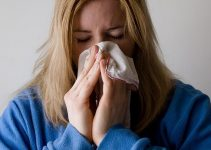 Person With The Flu