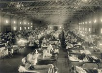 Patients Spanish Flu