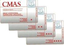 Brevetti FIPSAS - CMAS