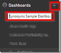 Power BI Service Create Dashboard
