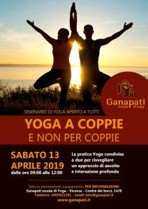 Seminario - Yoga a coppie