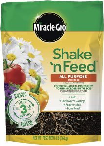 Miracle-Gro All-Purpose Plant Food