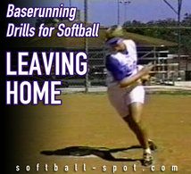 leaving home plate baserunning drills