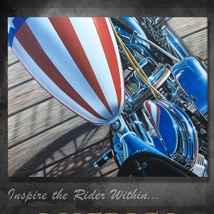 Motorcycle Art by A.D. Cook