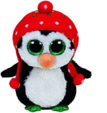 Beanie Boo Plush Penguin Pretend Play Gifts for Kids