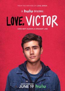 Love, Victor (Seriencover)