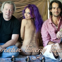 Creative Energy Exchange at A.D. Cook studio (preview)
