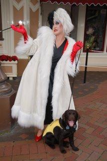 Oceana and Cruella Deville