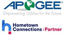 Apogee and Hometown Connections logos