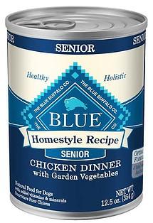 blue buffalo homestyle recipe senior image