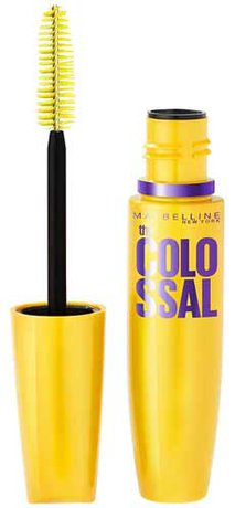 Maybelline Volum' Express The Colossal Washable Mascara | 40plusstyle.com