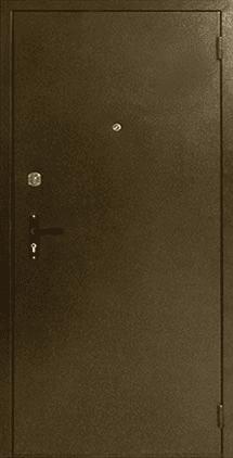 Двери порошковые серии «АЛЬФА»