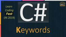 C# Keywords