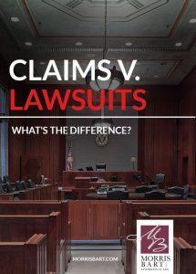 Personal Injury Claim or Lawsuit?