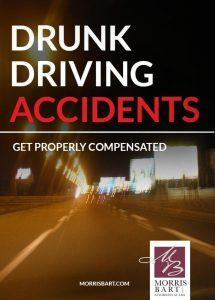 Drunk Driving Accidents: Get Properly Compensated