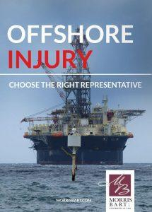 Offshore Injury: Choose the Right Representative.