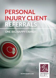 Personal Injury Client Referrals: One Big Happy Family